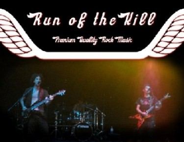 Cover von RUN OF THE KILL