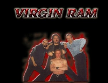 Cover von Virgin Ram